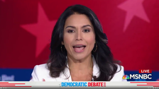 Harris accuses Gabbard of failing to acknowledge al-Assad as a war criminal