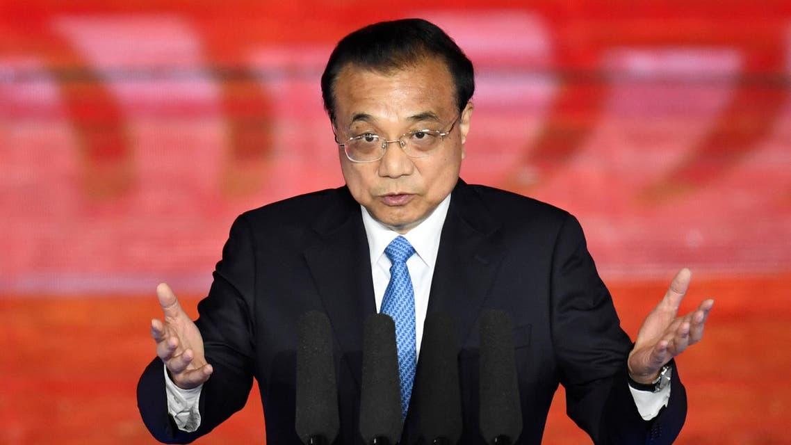 Li Keqiang China Premier - October - Reuters