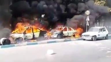 بعد عودة الإنترنت لإيران.. فيديوهات جديدة للاحتجاجات