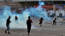 Iraq officials: 3 protesters die in ongoing Baghdad clashes