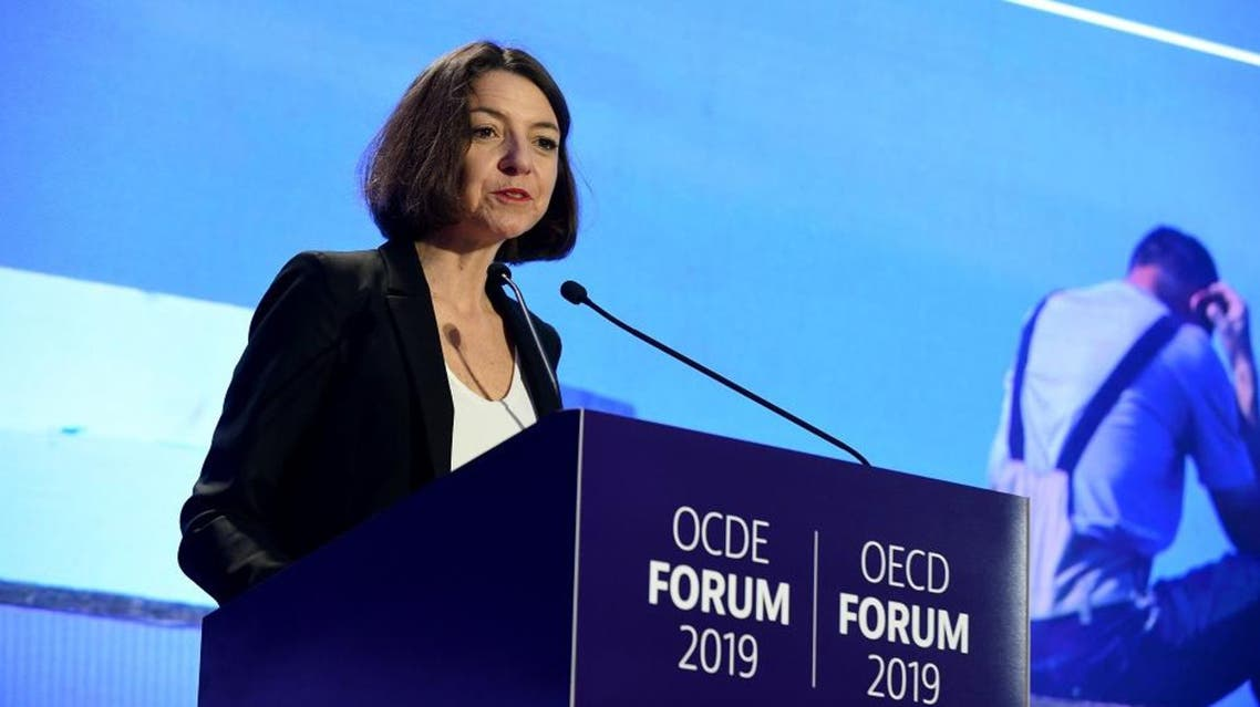 laurence boone oecd credit afp