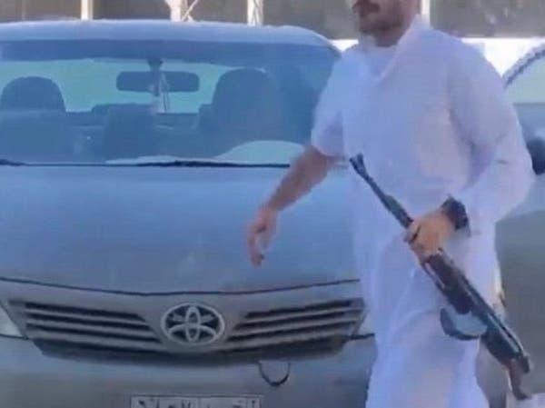 السعودية.. القبض على شاب أطلق النار على معهد في حفر الباطن
