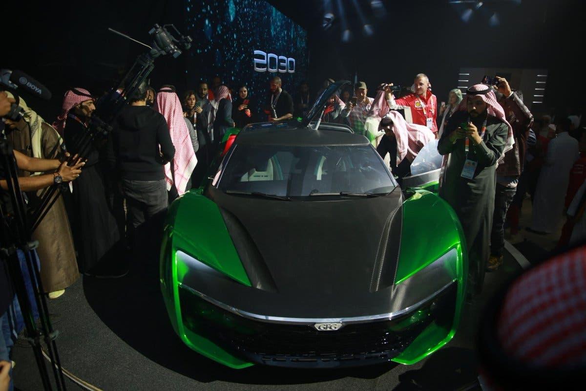 CAR 2030 - GEA twitter account