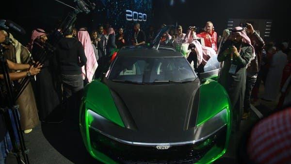 موسم الرياض يكشف عن سيارة 2030 الفريدة على مستوى العالم