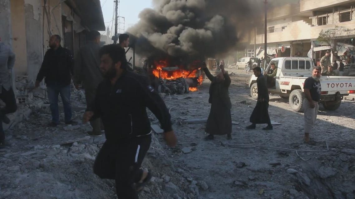 نزوح وقتل بنكهة تركية شمال سوريا
