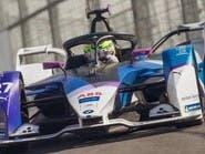"""البريطاني سيمس يفوز بالمركز الأول في ثاني أيام سباق """"فورمولا إي"""""""