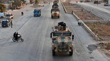 Russia, Turkey stop joint patrol in Syria's Idlib: Russian defense ministry