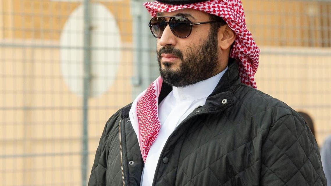 ولی عہد شہزادہ محمد بن سلمان کی فارمولا ای میں آمد