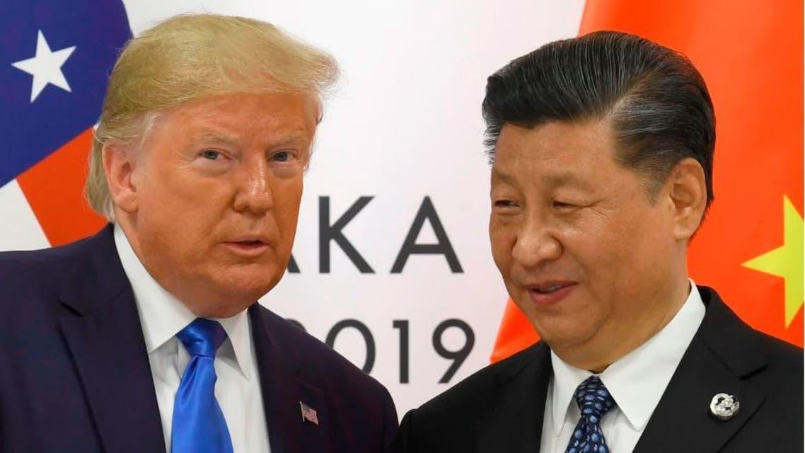 ترمب الرئيس الصيني