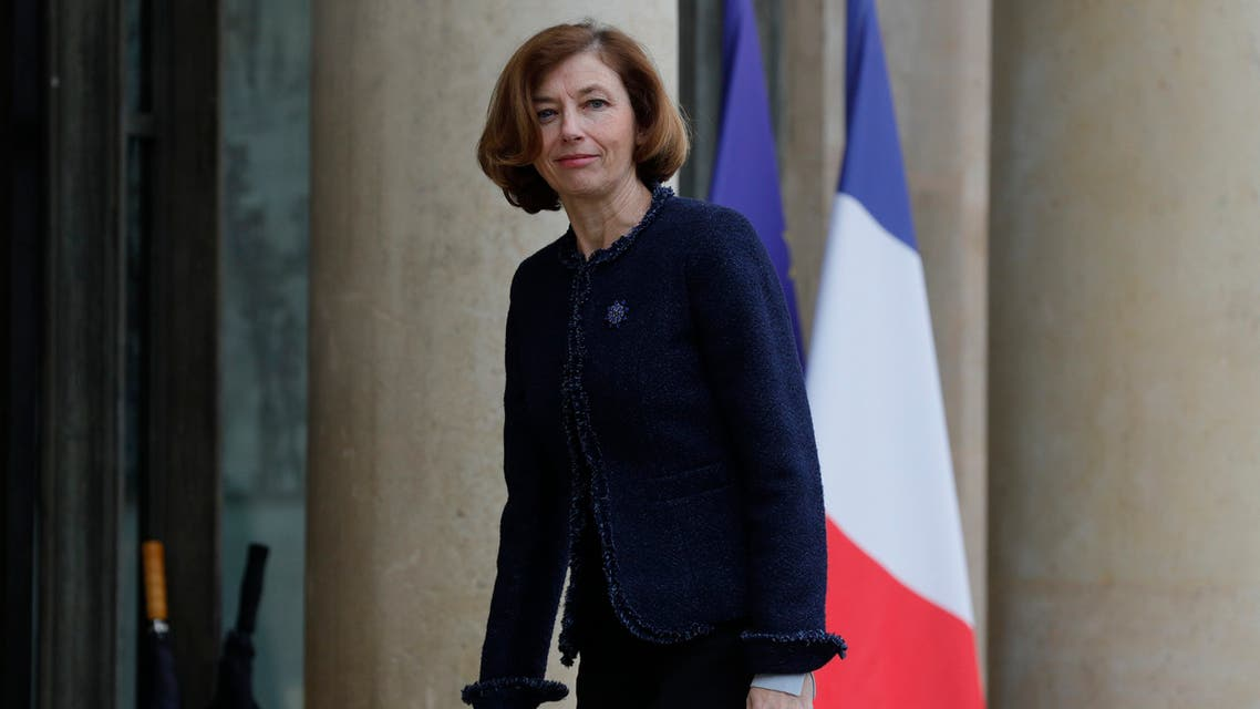 AFP FRANCE Defense Minister Florence Parly
