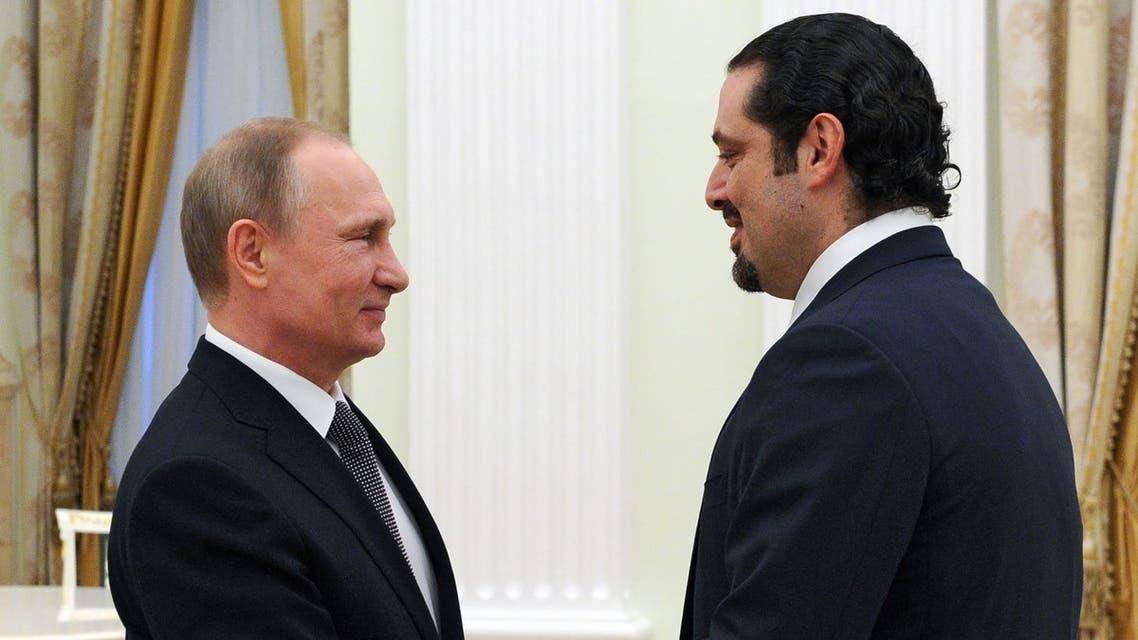 روسيا لبنان
