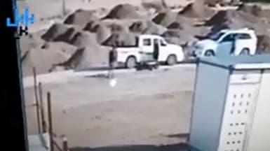 فيديو.. لحظة اغتيال عضو سابق بمجلس محافظة بابل العراقية