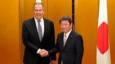 US troop presence in Japan a concern: Russia's Lavrov