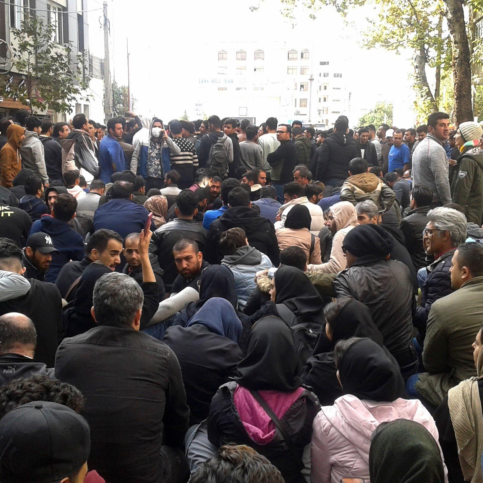 أشهر على انتفاضة نوفمبر في إيران.. أعداد الضحايا ضائعة