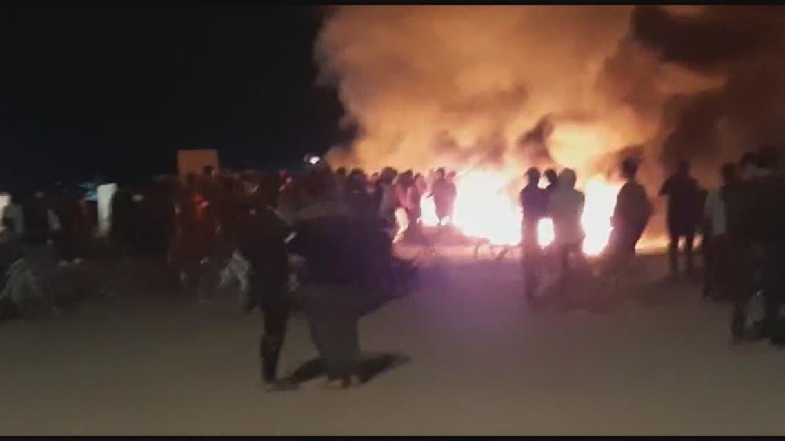 13 قتيلا بمظاهرات العراق بإصابات نتيجة طلق ناري في الرأس والصدر