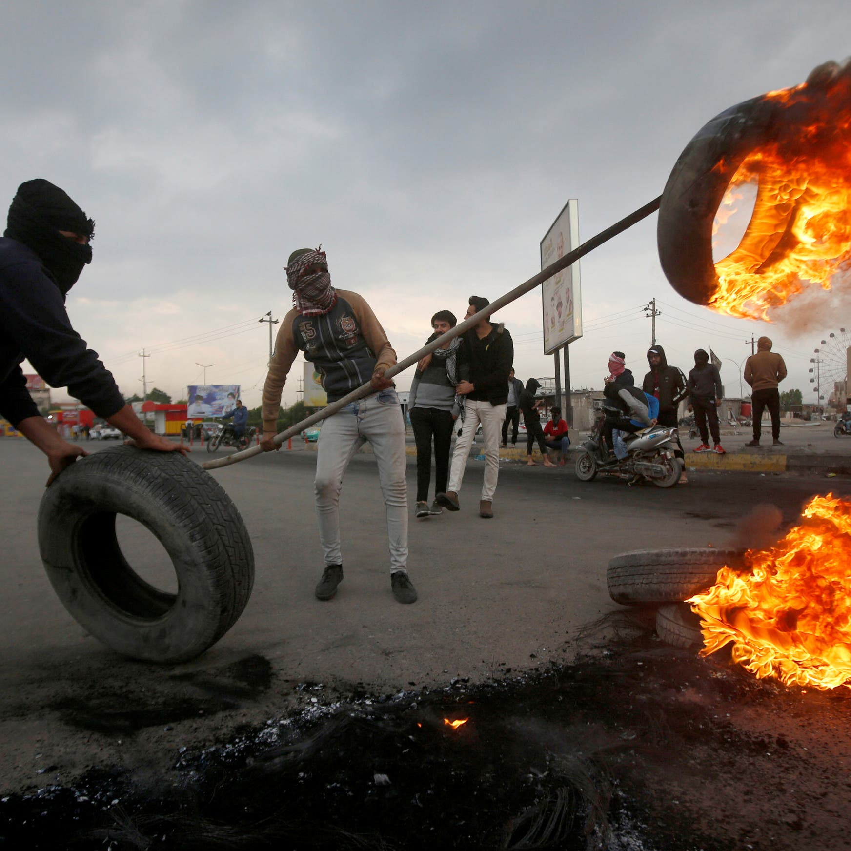 مسؤول أميركي يندد بقتل واختطاف المتظاهرين في العراق