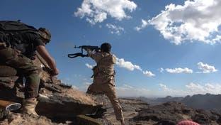 الجيش اليمني يدك تعزيزات ميليشيا الحوثي شمال نهم