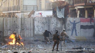 عمليات بغداد: إطلاق الرصاص الحي على المحتجين ممنوع