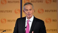 Former PM Blair says Britain is a mess