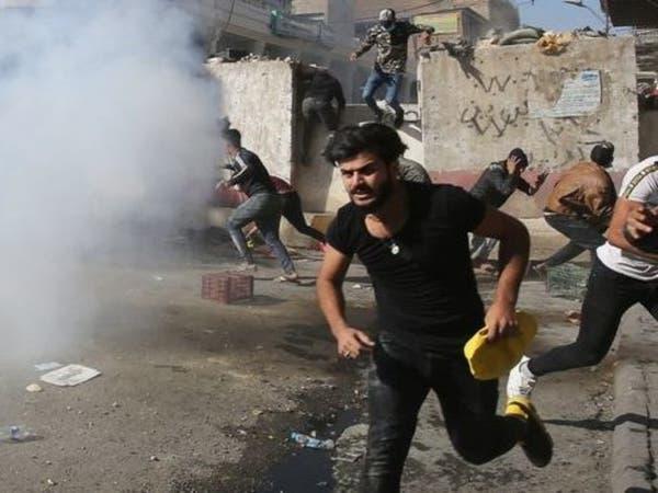"""البابا يدين الحملة """"القاسية"""" على المحتجين في العراق"""