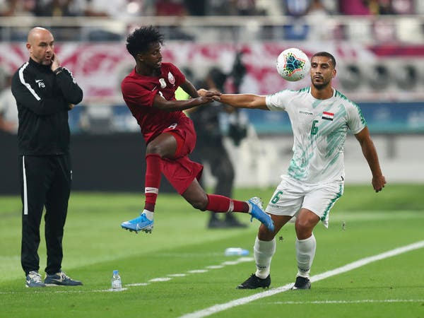 منتخب العراق يتجاوز قطر في افتتاح خليجي 24