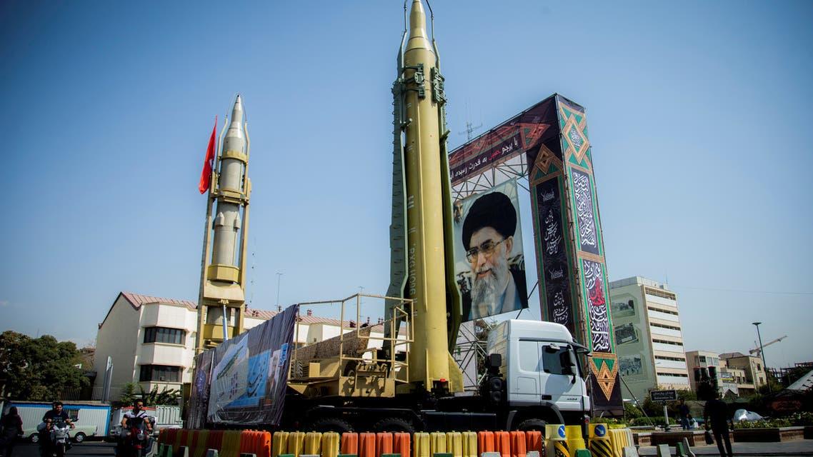 من طهران (25 نوفمبر- رويترز)