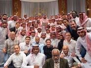 الأمير محمد بن سلمان يستقبل أبطال آسيا