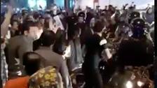 اعتراضات گسترده مردم عرب اهواز به سیاستهای انتقال آب و قطع حقابه تالابها