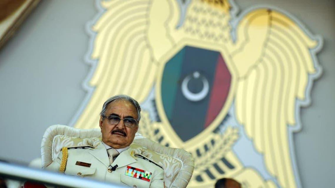 Libiya: Khalifa Haftr