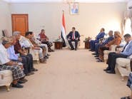 رئيس حكومة اليمن يدعو الجميع لمساندة تنفيذ اتفاق الرياض
