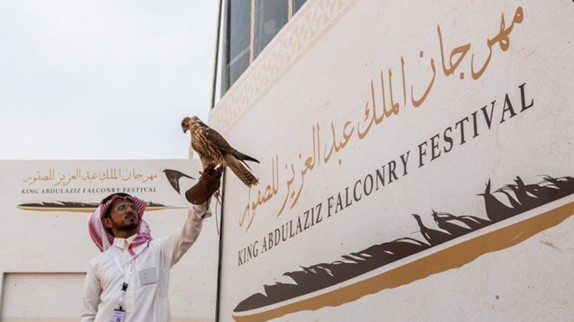 هذا موعد انطلاق مهرجان الملك عبدالعزيز للصقور الثاني