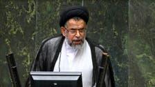 ایران کے وزیربرائے سراغرسانی محمود علوی کووِڈ-19 کا شکار
