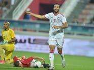 """""""هاتريك"""" علي مبخوت يقود الإمارات للفوز على اليمن"""