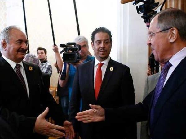 """حفتر يفرض شروطه..  """"لا للدور التركي في طرابلس"""""""