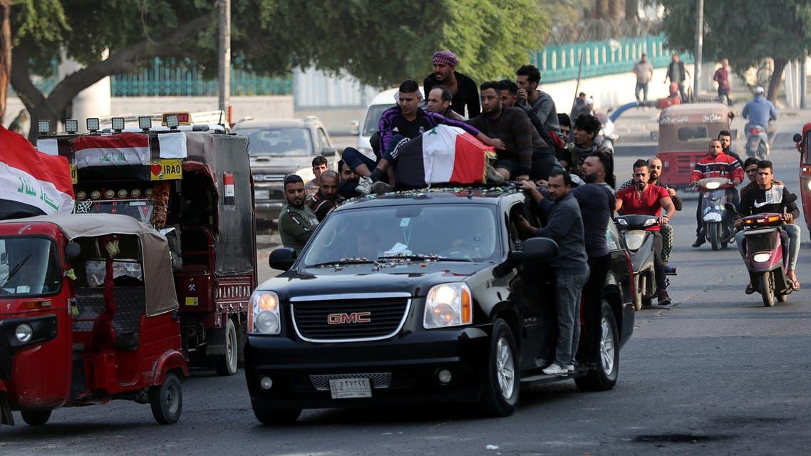 الاحتجاجات العراقية