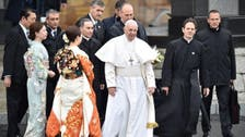 Pope to list nuclear weapons as immoral in Catholic manual