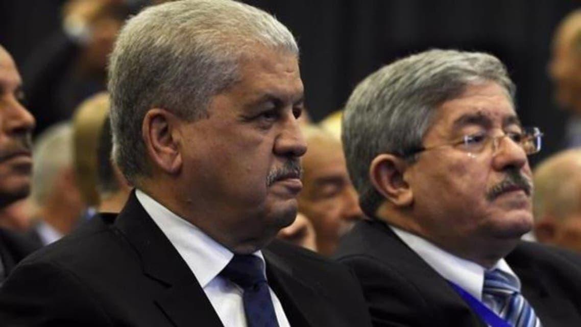 أحمد أويحيى و عبد المالك سلال