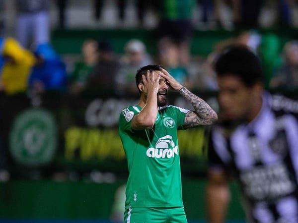 هبوط تشابيكوينسي إلى دوري الدرجة الثانية البرازيلي