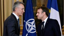 France's Macron 'totally stands by' claim NATO is experiencing 'brain death'