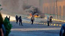 عراق:مظاہرین اورسکیورٹی فورسز میں جھڑپیں،کریک ڈاؤن ،30 افراد ہلاک ،180 زخمی