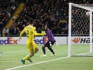 أستانا يذيق مانشستر يونايتد الخسارة الأولى في الدوري الأوروبي