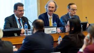 موفد الأمم المتحدة إلى سوريا يقر بتعثر العملية السياسية
