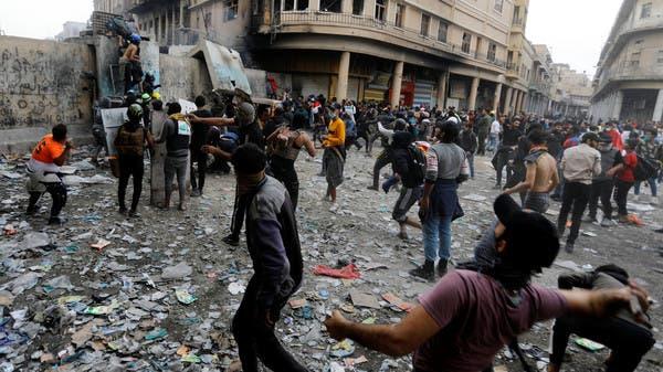 أكثر الأيام دموية باحتجاجات العراق.. ارتفاع قتلى الناصرية إلى 32