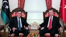 دعما للوفاق.. قوات تركية تصل طرابلس لتأمين زيارة أردوغان