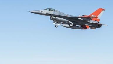 شاهد.. حين تتحول مقاتلات F-16 إلى درون