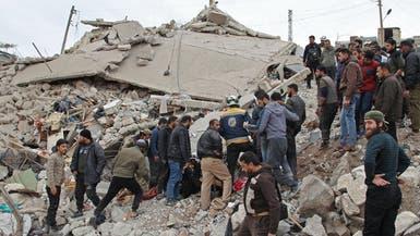 سوريا.. أكثر من 70 قتيلاً إثر معارك في إدلب