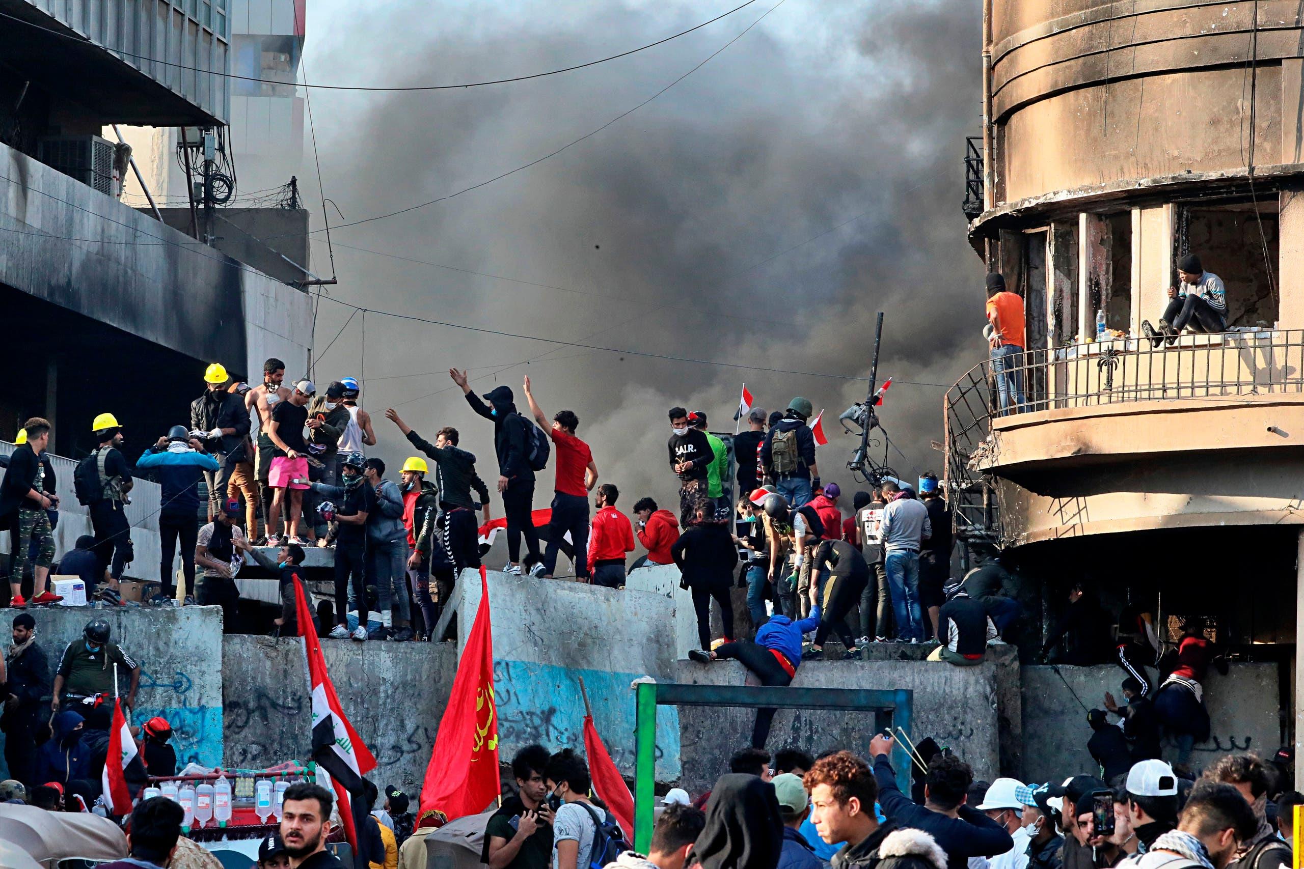 """بغداد 28 نوفمبر """"أسوشيتد برس"""""""
