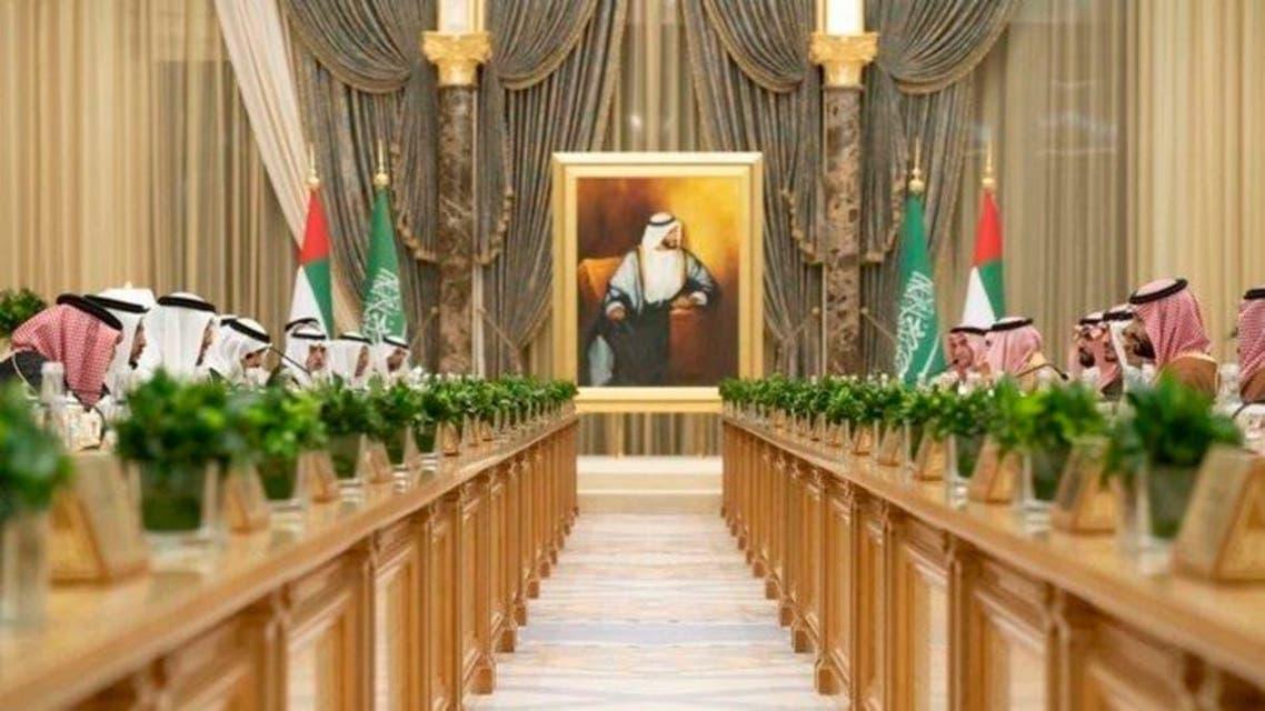 UAE and KSA