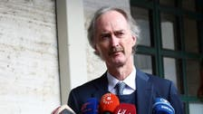 Syria constitutional talks end without consensus on agenda: UN envoy