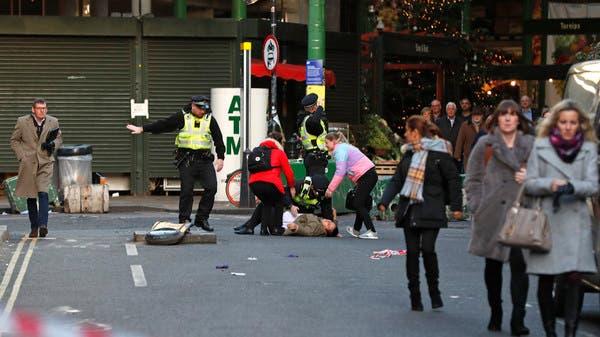 داعش يتبنى حادث الطعن الإرهابي في لندن